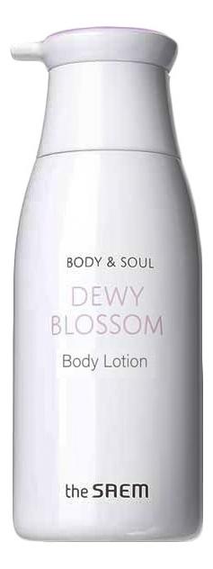 Купить Лосьон для тела Body & Soul Dewy Blossom Body Lotion 300мл, Лосьон для тела Body & Soul Dewy Blossom Body Lotion 300мл, The Saem