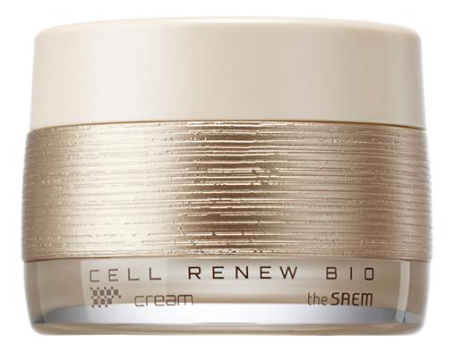 Крем для лица со стволовыми клетками Cell Renew Bio Cream 60мл jigott крем для кожи вокруг глаз со стволовыми клетками daandanbit stem cell eye cream 50 мл