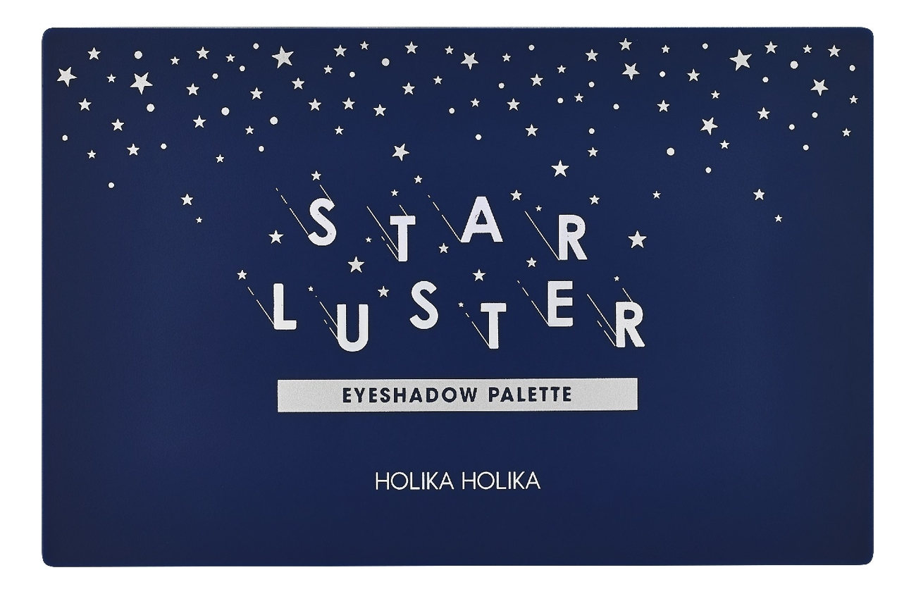 Палетка теней для век Piece Matching Star Luster Shadow Palette 12г