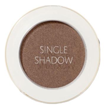 Фото - Тени для век мерцающие Saemmul Single Shadow Shimmer 2г: BR23 Tiquitaca Brown тени для век piece matching shadow 2г fsv01 moon flash