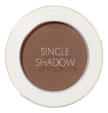 Тени для век матовые Saemmul Single Shadow Matt 1,6г: BR21 Horror Brown