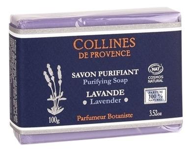 Мыло туалетное Lavender 100г (лаванда)