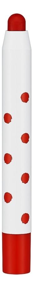цена на Матовая помада-карандаш для губ Holi pop Velvet Lip Pencil 1,7г: OR03 Pomegranate