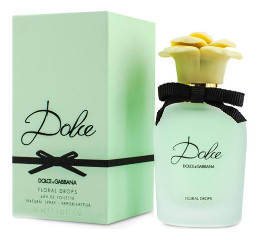 Dolce Floral Drops: туалетная вода 30мл туалетная вода dolce