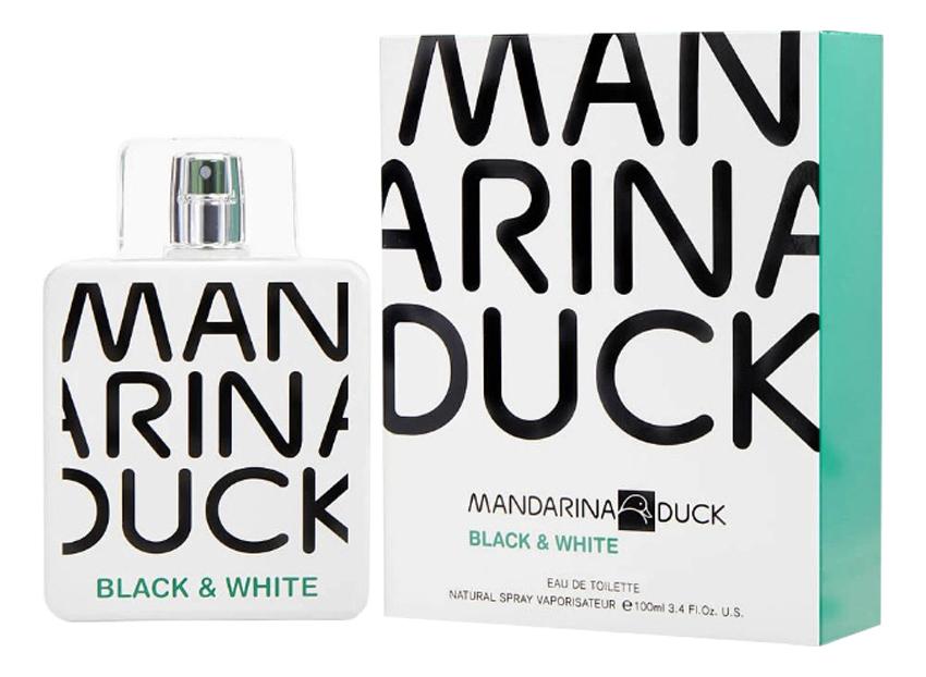 Mandarina Duck Black & White: туалетная вода 100мл