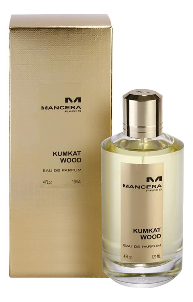 Mancera Kumkat Wood : парфюмерная вода 120мл