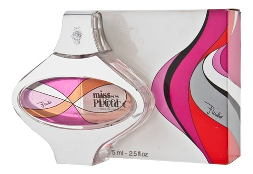 Купить Miss Pucci: парфюмерная вода 75мл, Emilio Pucci
