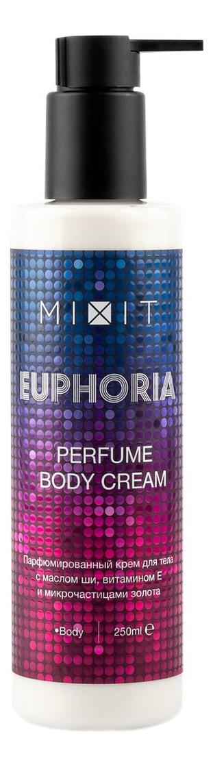 Купить Парфюмированный крем для тела Euphoria Perfume Body Cream 250мл, MIXIT