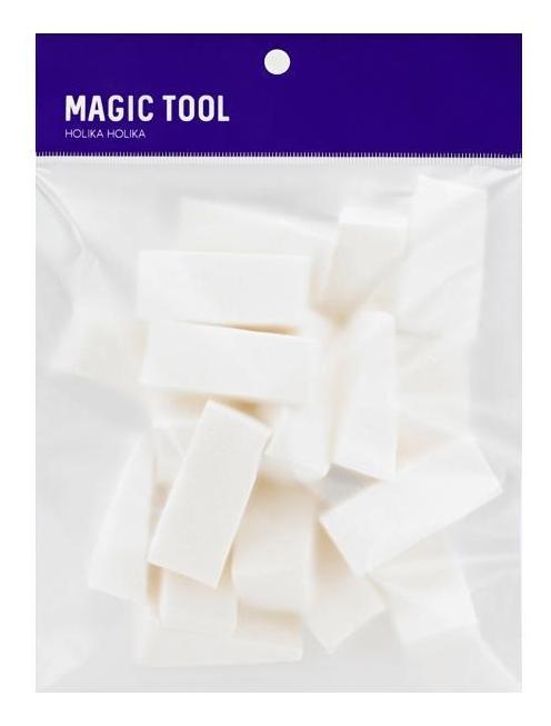 Спонж для тональной основы Magic Tool Foundation Sponge 20шт
