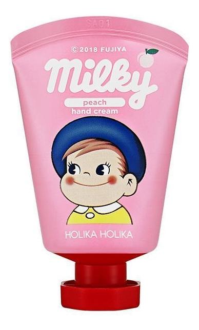 Крем для рук с экстрактом персика Peko Jjang Hand Cream Peach 30мл недорого