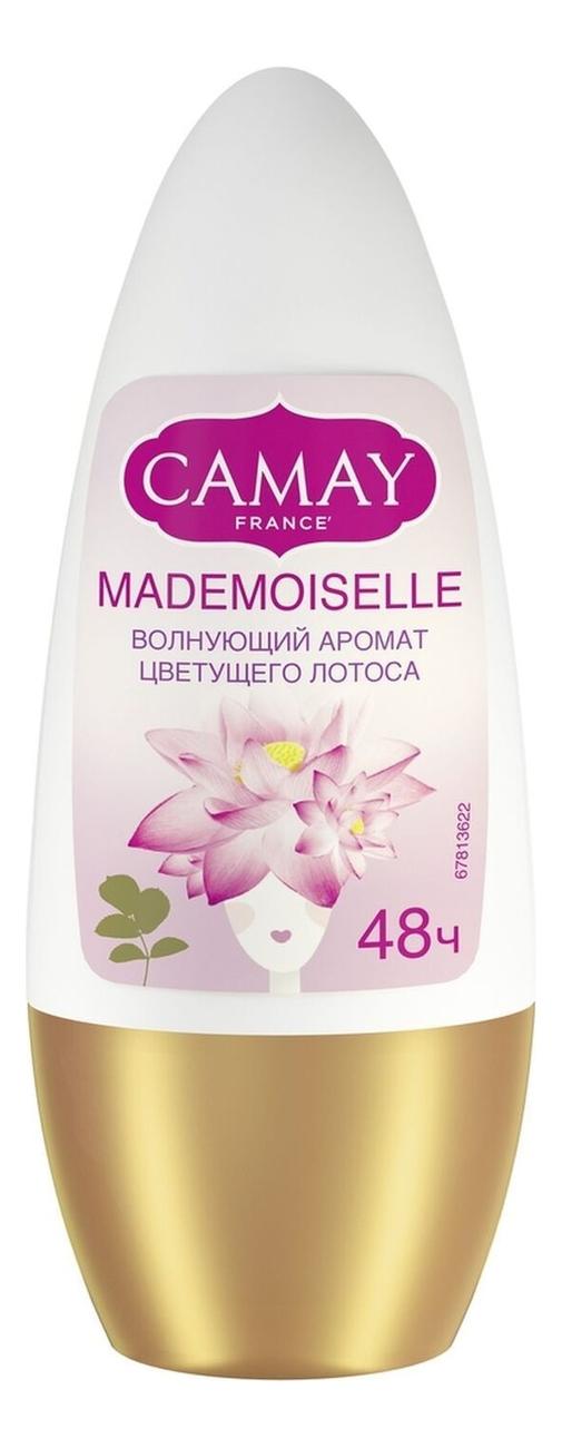 Шариковый дезодорант-антиперспирант Mademoiselle 50мл гетры mademoiselle mademoiselle mp002xw1i7sb