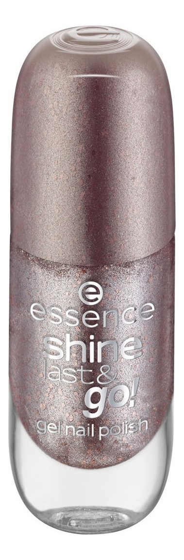 Лак для ногтей Shine Last & Go! 8мл: 59 Sparks Fly