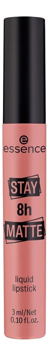 Жидкая помада для губ Stay 8h Matte Liquid Lipstick 3мл: 03 Down to Earth