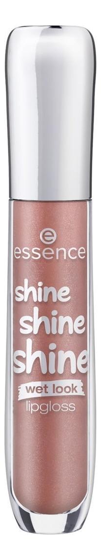 цена Блеск для губ Shine Shine Shine Lipgloss 5мл: No 23 онлайн в 2017 году