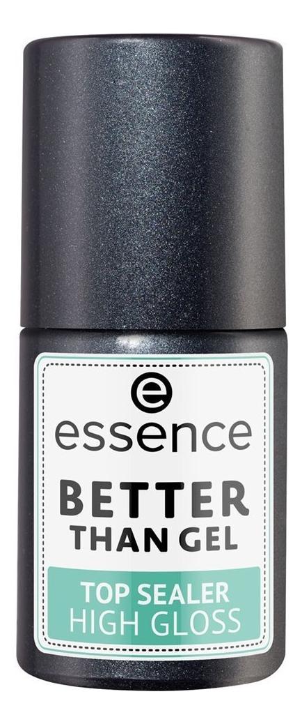 Верхнее покрытие для ногтей Better Than Gel Sealer High Gloss 8мл