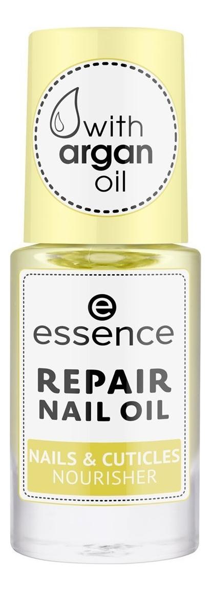 Восстанавливающее питательное масло для ногтей и кутикулы Repair Nail Oil Nails & Cuticles Nourisher 8мл