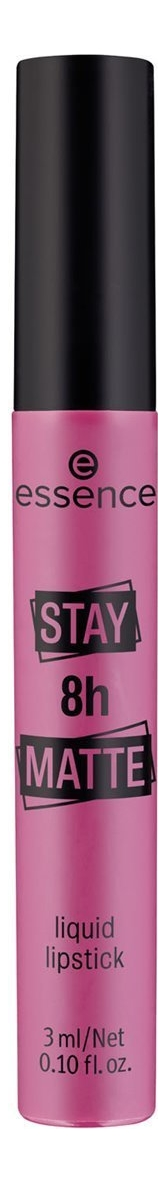 Жидкая помада для губ Stay 8h Matte Liquid Lipstick 3мл: 06 To Be Fair