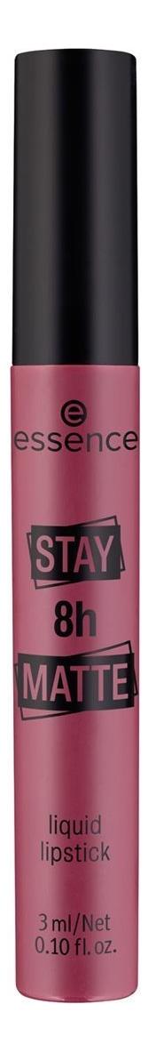 Жидкая помада для губ Stay 8h Matte Liquid Lipstick 3мл: 09 Bite Me If You Can