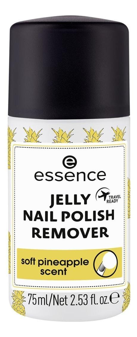 Жидкость для снятия лака Jelly Nail Polish Remover 75мл