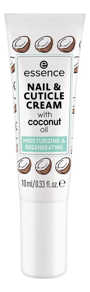 Крем для ногтей и кутикулы Nail & Cuticle Cream 10мл