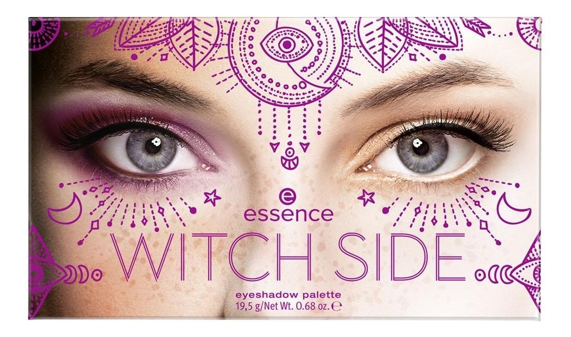 Палетка теней для век Witch Side Eyeshadow Palette 19,5г