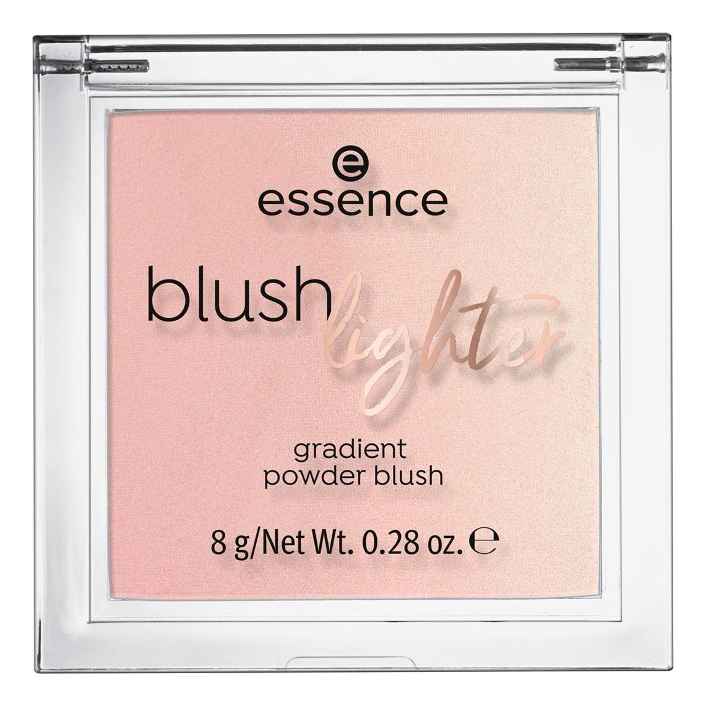 Купить Румяна-хайлайтер для лица Blush Lighter 8г: 04 Peachy Dawn, essence