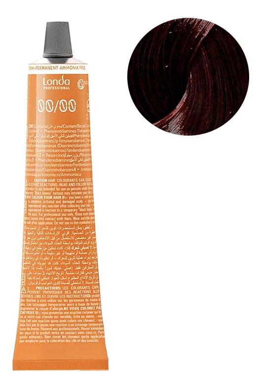 Крем-краска для интенсивного тонирования волос Ammonia Free 60мл: 0/56 Красно-фиолетовый микстон