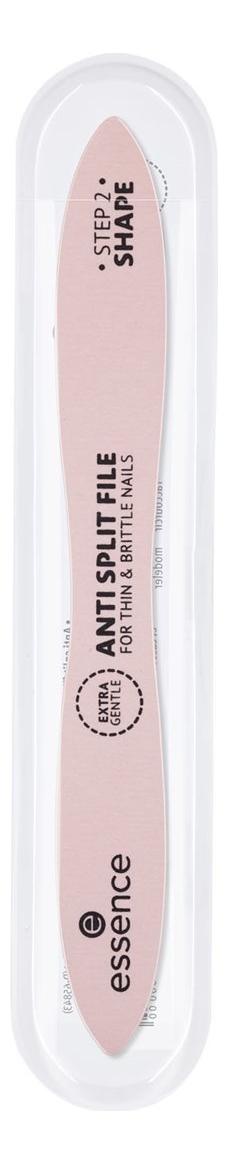 Пилочка для ногтей против расслоения Anti Split File essence — купить профессиональные пилки для маникюра в интернет-магазине по выгодной цене, посмотреть фото и отзывы на Randewoo.ru