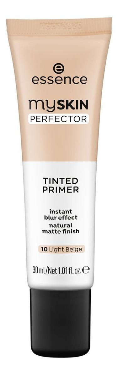 Тонирующий праймер для лица My Skin Perfector 30мл: 10 Light Beige