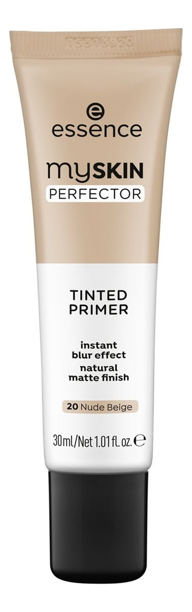 Тонирующий праймер для лица My Skin Perfector 30мл: 20 Nude Beige