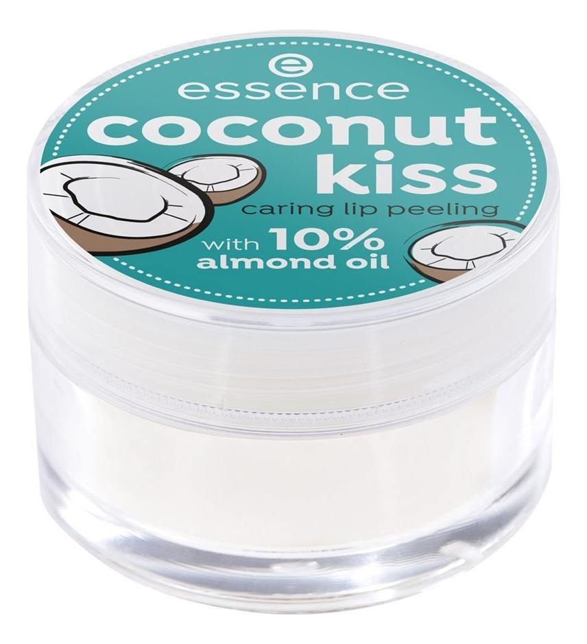 Скраб для губ Coconut Kiss Caring Lip Peeling 11г