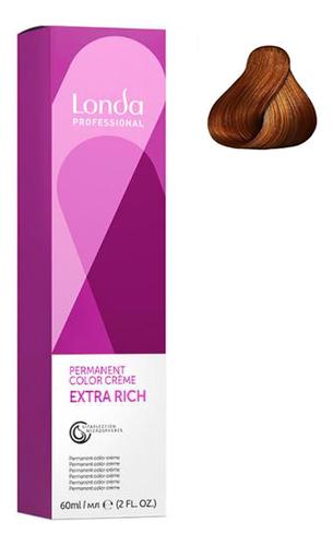Купить Крем-краска для волос Londacolor 60мл: 7/34 Золотое пламя, Londa Professional