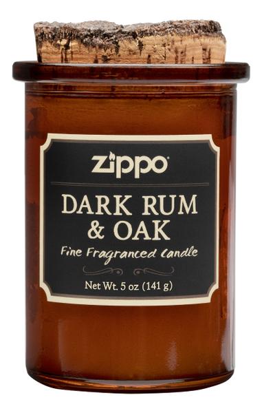 Ароматизированная свеча Dark Rum & Oak 70016, Ароматизированная свеча Dark Rum & Oak 70016, Zippo  - Купить