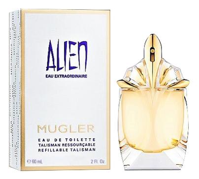 Mugler Alien Eau Extraordinaire: туалетная вода 60мл thierry mugler alien eau sublime туалетная вода тестер 60 мл
