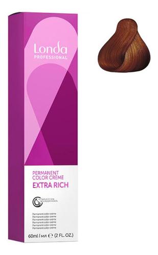 Купить Крем-краска для волос Londacolor 60мл: 7/37 Блонд золотисто-коричневый, Londa Professional