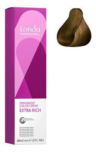 Крем-краска для волос Londacolor 60мл: 7/73 Блонд коричнево-золотистый цена 2017