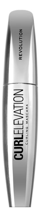 Купить Тушь для ресниц Curl Elevation Curling Mascara Black, Makeup Revolution