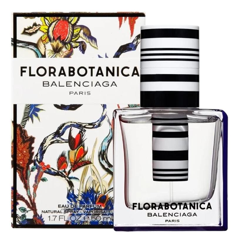 Florabotanica: парфюмерная вода 50мл недорого