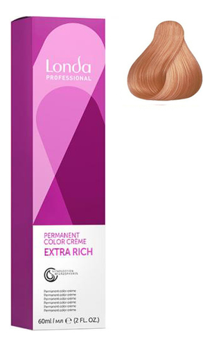 Фото - Крем-краска для волос Londacolor 60мл: 9/7 Очень светлый блонд коричневый крем краска для волос londacolor 60мл 9 1 очень светлый блонд пепельный