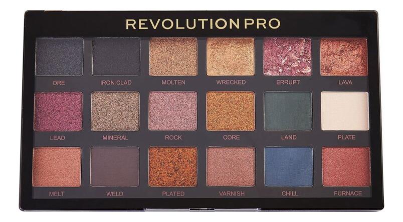 Купить Палетка теней для век Regeneration Palette Bronze Age, Revolution PRO