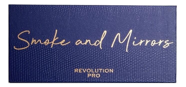Палетка теней для век Smoke And Mirrors Colour Focus, Revolution PRO  - Купить