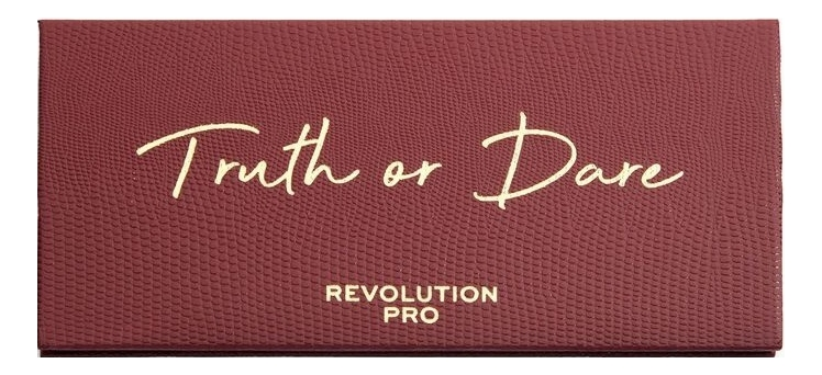 Купить Палетка теней для век Truth Or Dare Colour Focus, Revolution PRO