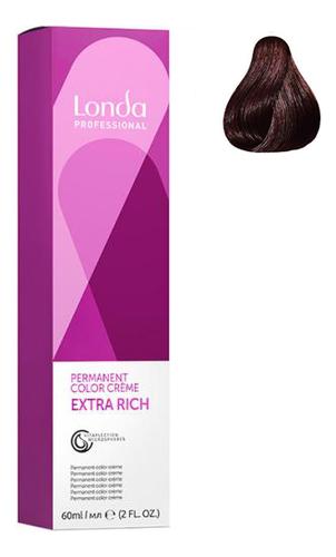 Купить Крем-краска для волос Londacolor 60мл: 5/37 Светлый шатен золотисто-коричневый, Londa Professional