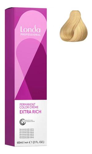 Крем-краска для волос Londacolor 60мл: 12/03 Специальный блонд натурально-золотистый