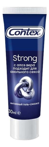 Интимный гель-смазка Strong: Гель-смазка 30мл