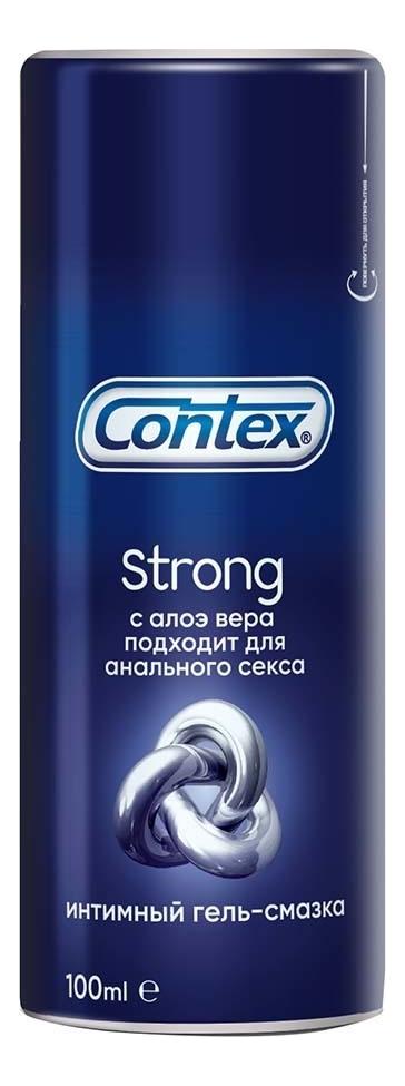 Интимный гель-смазка Strong: Гель-смазка 100мл