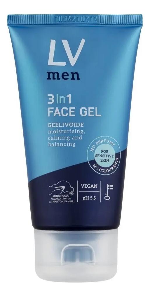 Бальзам после бритья Men After Shave Balm 75мл бальзам после бритья homme sensi baume after shave balm 75мл