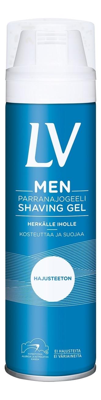 Гель для бритья Men Parranajogeeli 200мл