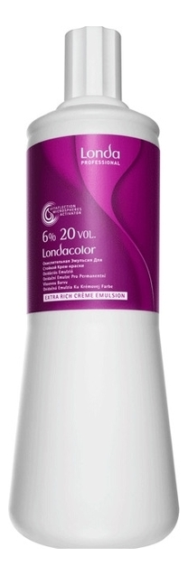 Окислительная эмульсия для волос Londacolor Extra Rich Creme Emulsion 1000мл: Эмульсия 1000мл недорого