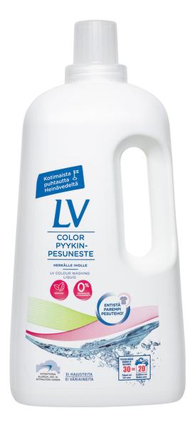 Концентрированное жидкое средство для стирки Color Pussipakkaus: Средство 1500мл lv концентрированное жидкое средство для стирки 1 5 л